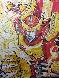 Media Tweets by 津島直人 (@naototsushima)   Twitter Transformers Bumblebee, Transformers Optimus Prime, Gi Joe, Gundam, Marvel Comics, Star Wars Wallpaper, Power Rangers, Hot Rods, Cool Art