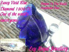The world's rarest diamond collection...