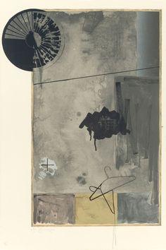 Evian | Jasper Johns, Evian (1972)