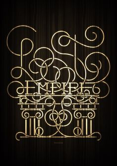 Lost Empire by Marcelo Schultz, via Behance