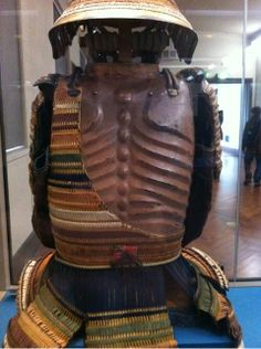 "Nio dou, back side view.  Tokyo National Museum.This one is so cool that it figure with europeens ""hardmors""!"