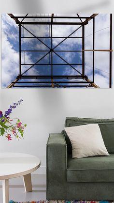 Wall, Clouds, Walls