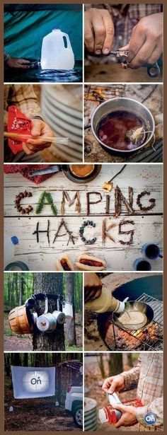 Camping Hacks - Camping Tips and Advice for Pleasant Trips >>> Want additional info? Click on the image. #CampingChecklist