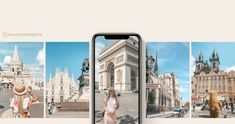 FREE TRAVEL - MOBILE PRESETS - La Dolce Vita Lightroom Effects, Lightroom Presets, Free Travel, Iphone Photography, Past, Travel Destinations, Photo Editing, Beautiful Pictures, Sky