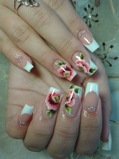 Nail Polish Designs, Nail Art Designs, Cute Nails, Pretty Nails, Luminous Nails, Work Nails, Pearl Nails, Glamour Nails, Kawaii Nails