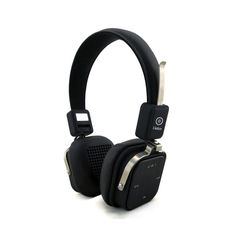 Helios Bluetooth Noise Cancelling Wireless Over Ear Cushion-Fitted Acoustic Headphones #headphones #wireless #bluetooth