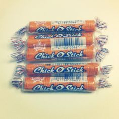 Ol' skool candy from the 80's