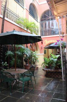 Barrachina, San Juan, Puerto Rico - home of the first pina colada!