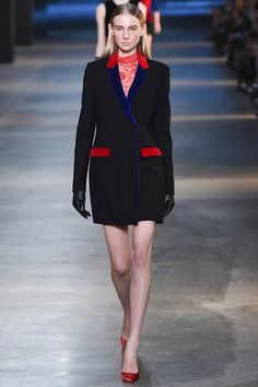 Christopher Kane Fall 2015 RTW Runway – Vogue
