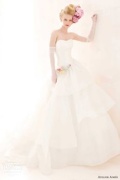Atelier Aimée 2014 Wedding Dresses — Verde Tiffany Bridal Collection | Wedding Inspirasi