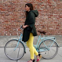 5 Rain Capes For Spring Bike Riding