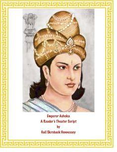 Emperor Ashoka the Great (sometimes spelt Aśoka) lived from 304 to ...