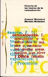 Historia de las teorías de la comunicación, Libro de Armand Mattelart y Michèle Mattelart.