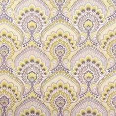 Nikita - Sulphur fabric, from the Hacienda collection by Prestigious Textiles