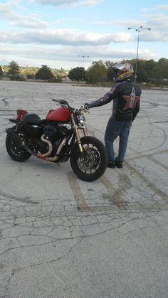 #Letthewheeliesbegin #stuntrider #stuckinohio