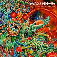 Caratula Frontal de Mastodon - Once More 'round The Sun