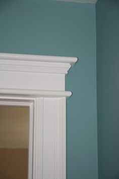 Image detail for -Casing Ideas For Window - Carpentry - DIY Chatroom - DIY Home . Door Molding, Moldings And Trim, Crown Molding, Moulding, Window Casing, Door Casing, Interior Window Trim, Interior Doors, Interior Paint