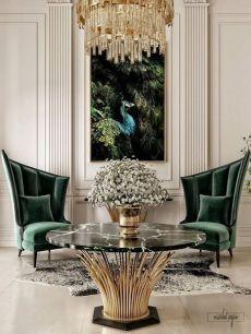 Luxury Home Decor, Luxury Interior Design, Cheap Home Decor, Interior Architecture, Color Interior, Neoclassical Interior Design, Interior Paint, Italian Interior Design, Interior Sketch