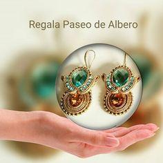 """Colección """"Desde Triana""""  #instagram #moda #fashion #flamenca #flamenco #soutache #soutachemania #picoftheday #feria #artesanos #handmade #hechoamano #Modaandaluza #moda"""