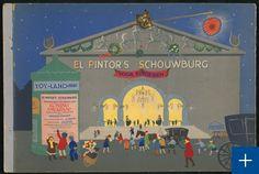 El Pintor's schouwburg voor kinderen | Koninklijke Bibliotheek