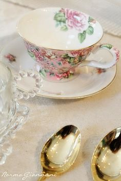 Crafting at The Printed Palette - Creative Tea Time Style