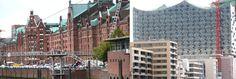 Hamburg Speicherstadt und Elbphilharmonie