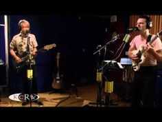 "Franz Ferdinand performing ""Love Illumination"" Live on KCRW - YouTube"