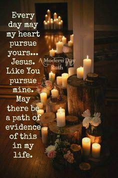 PROVERBS  8:17 - I love those who love me, and those who seek me find me.