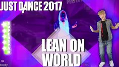 Just Dance 2017: Mashups Lean On - World - SuperStar full gameplay