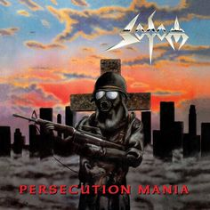 Sodom - Persecution Mania Expurse Of Sodomy EP on Limited Edition 2LP May 20 2016