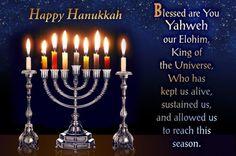 Hanukkah - Feast of Dedication