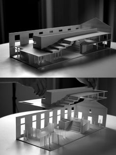 Image 39 of 39 from gallery of The Renovation of CRRC 1897 Center / PROJECT. Sustainable Architecture, Architecture Plan, Interior Architecture, Architecture Models, Architecture Collage, Casa Hotel, Landscape Arquitecture, Architecture Concept Drawings, Landscape Model