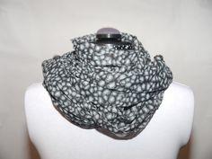 Bommulsscarf svart 129:- @ http://decult.se/store/products/bomullsscarf-svart