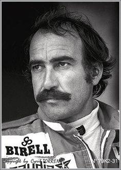 Clay Regazzoni photo Cyril Torrent
