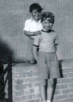 Mark Feld and his brother Harry