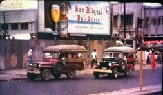 Quiapo Vintage Pictures, Old Pictures, Subic Bay, Jeepney, Philippines Culture, Filipiniana, Thing 1, Old Advertisements, Pinoy