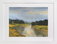 Glass River by Stephanie Goos Johnson at minted.com