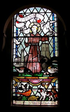 St Francis in Norfolk