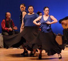 Soleares - Flamenco Olé - Mojácar and Studio Flamenco. 2009.