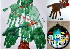 Fun Handprint Art - Foster Creativity and Encourage Imagination