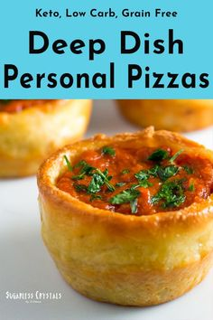 keto deep dish pizza is made for the individual. Giving you keto pizza in t. This keto deep dish pizza is made for the individual. Giving you keto pizza in t. , This keto deep dish pizza is made for the individual. Giving you keto pizza in t. Keto Foods, Ketogenic Recipes, Keto Snacks, Low Carb Recipes, Diet Recipes, Healthy Recipes, Ketogenic Diet, Pizza Recipes, Pescatarian Recipes