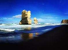 Superb day driving down The Great Ocean Road. Some unreal sights starting with the 12 Apostles.  #melbourne #greatoceanroad #12apostles #sea #panoramic by ched4 http://ift.tt/1ijk11S