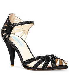 Blue by Betsey Johnson Sweet Evening Sandals....my wedding day shoe but in champagne