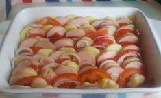 Nikkarinvuoka No Salt Recipes, Meat Recipes, Cooking Recipes, I Love Food, Good Food, Yummy Food, Yummy Yummy, Fun Food, Tzatziki