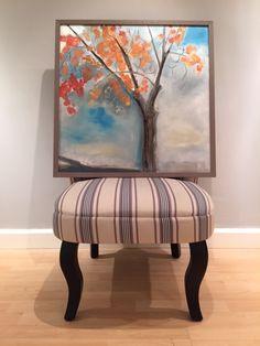 'Autumn Tree Orange' by Kate Kenney