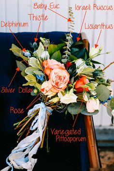 Bold Copper Bridal Inspiration with a Drippy Cake is part of Peach wedding bouquet - Bold Copper Bridal Inspiration with a Dripping Cake Cheap Wedding Flowers, Bridal Flowers, Floral Wedding, Wedding Colors, Wedding Blue, Woodsy Wedding, Blue Bridal, Bride Bouquets, Floral Bouquets