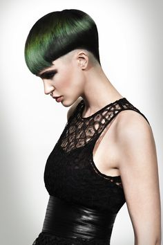 Amazing cut & color by Kilían Garrigós for SK STYLE BARCELONA.