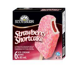 #scotsburn #novelties #icecreambars #strawberryshortcake