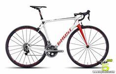 TOP 5 BICICLETAS DE CARRETERA: GHOST NIVOLET LC TOUR 6, bici polivalente en todos...