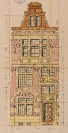 Rue Artan 44 - DIONGRE Joseph - ACS/Bulletin communal de Schaerbeek, 1912, p. 512